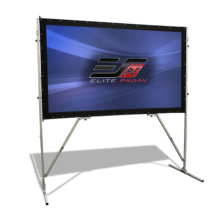 Elite OMS180H-PRO 180in 16:9 YardMaster Pro Portable Screen