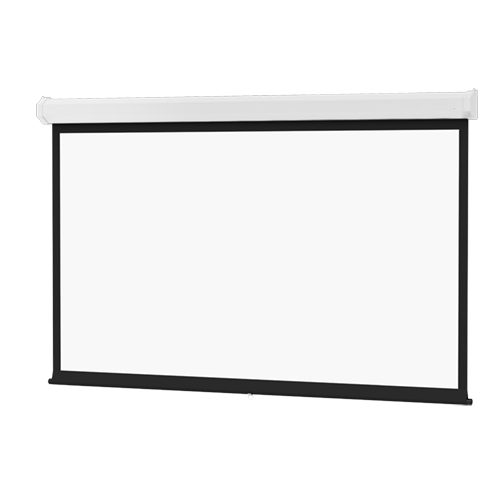 Da-Lite 40262 Matte White Square 108in. x 108in. Model C