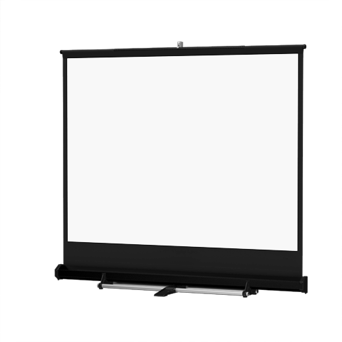 Da-Lite 40285 204in. Floor Model C Screen, Matte White (1:1)