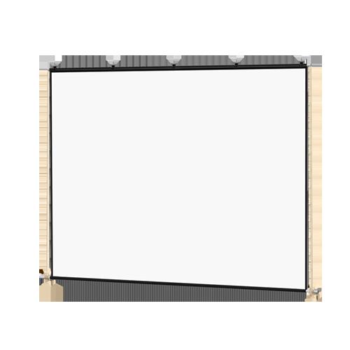 Da-Lite 162x216in Scenic Roller Screen, Matte White (4:3)