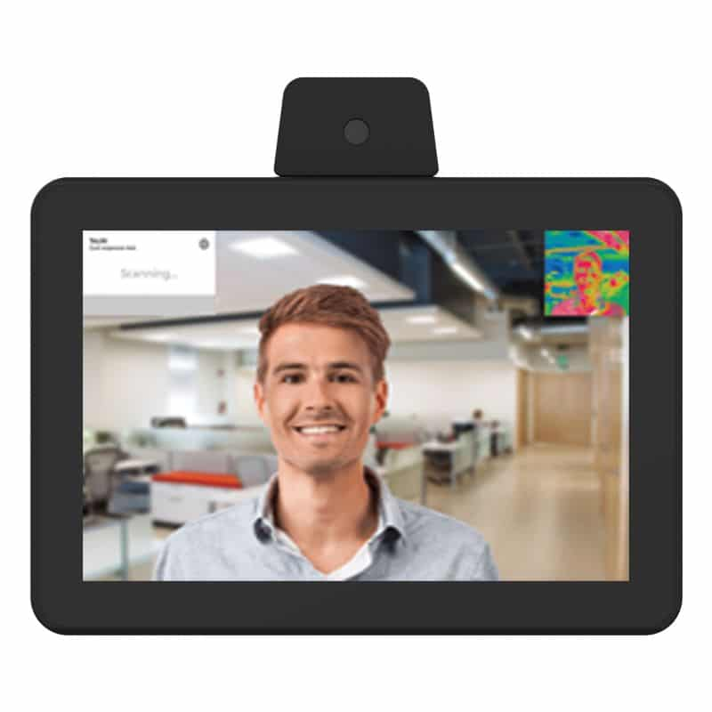 Aurora TTS-10 10.1 in. All-in-One Infrared Temperature Sensing Tablet