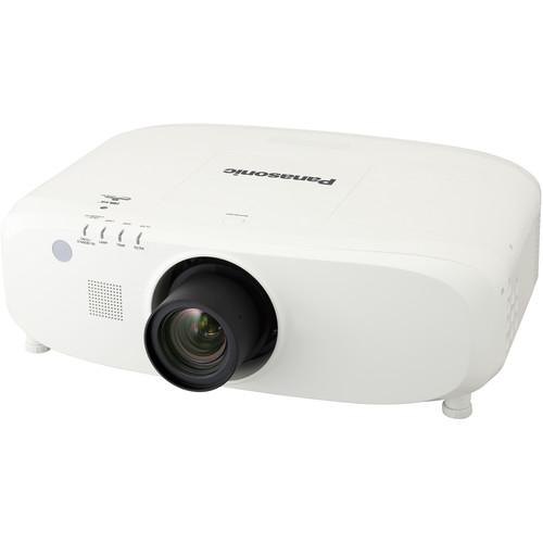 Panasonic PT-EW640U 5800lm WXGA 3LCD Projector (Standard Lens)