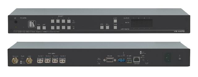 Kramer SFP-IN/OUT-2KM 1x1 SFP Fiber Optic Module non-SMA 2km