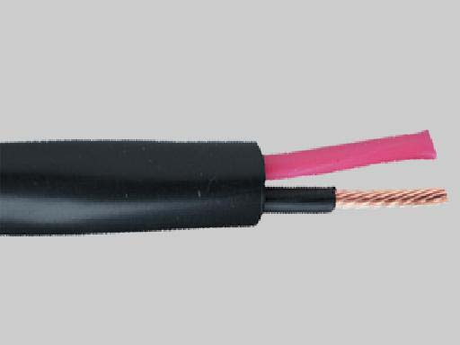 Tight Tube 12/2 CL2P Speaker Cable, Blue