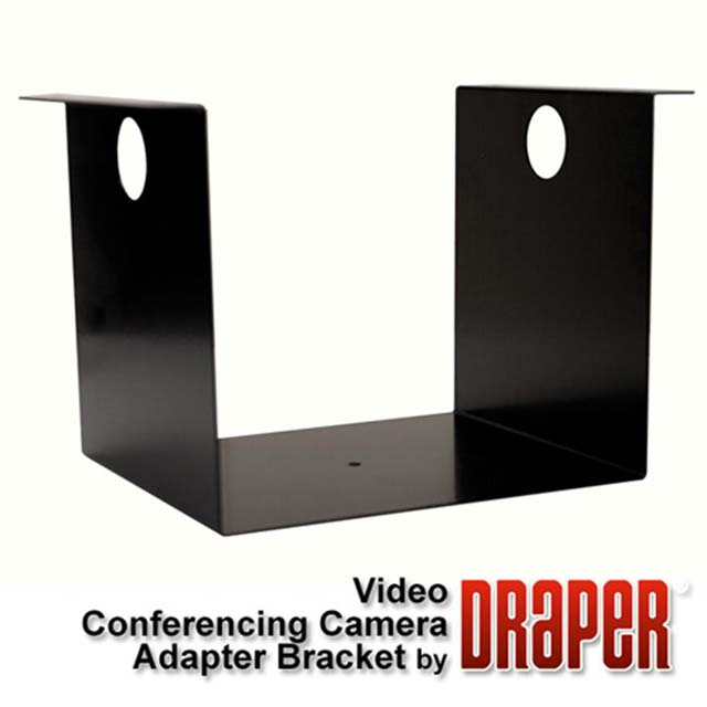 Draper 125206 Video Conferencing Camera - Adapter Bracket