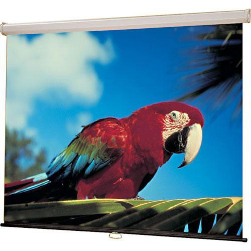 Draper 207003 Luma Manual Projection Screen 70in x 70in