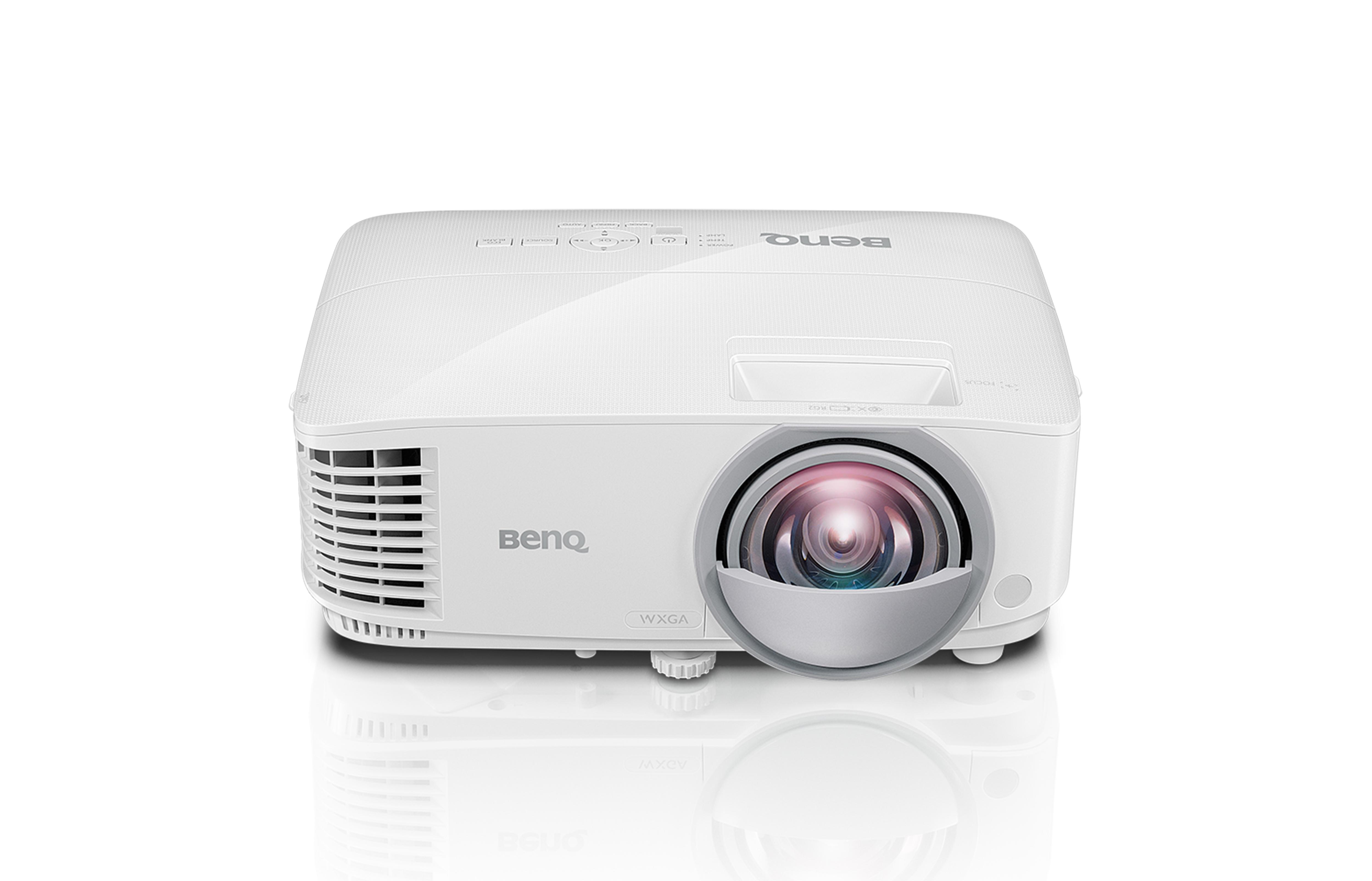 BenQ MW826ST 3400lm WXGA Interactive Short-Throw Projector