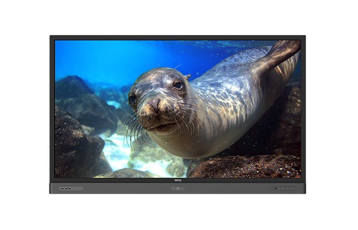 BenQ RP860K 4K UHD 86in. Education Interactive Flat Panel Display