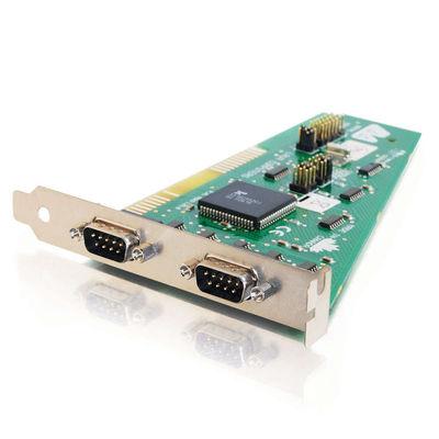 C2G 16637 Lava Serial-550 2-Port ISA Dual 16550 DB9 Serial Card