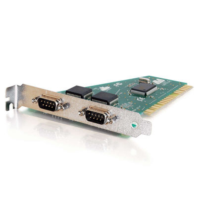 C2G 16639 Lava Serial-PCI 2-Port PCI Dual 16550 DB9 Serial Card