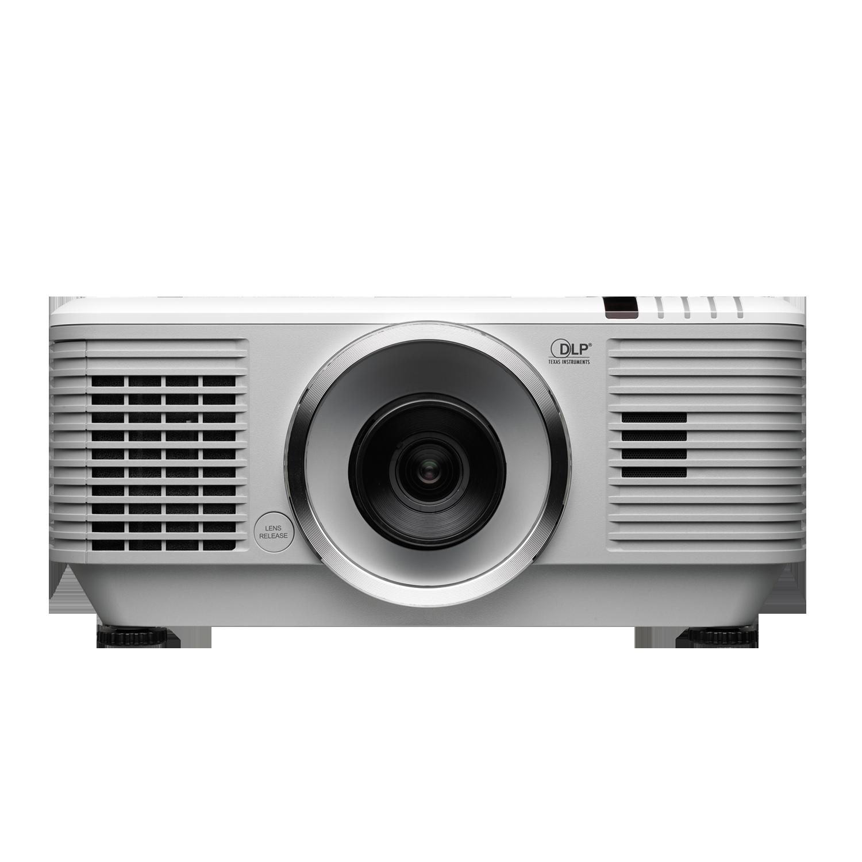 Vivitek DU7195Z-WH 8000lm WUXGA Large Venue Laser Projector, White