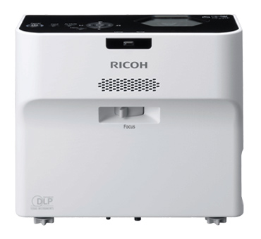 Ricoh PJ WX4152NI 3500lm WXGA Ultra-Short Throw DLP Projector - Interactive