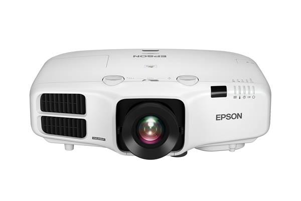 EPSON PowerLite 5530U 5500lm WUXGA LCD Projector - White, Refurbished