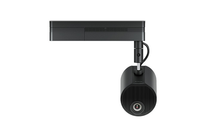 Epson LightScene EV-105 3LCD Laser Projector, Black, Refurbished