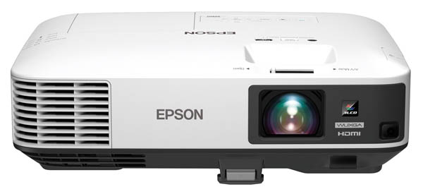 EPSON PowerLite 2245U 4200lm WUXGA Wireless Conference Projector, Refurbished