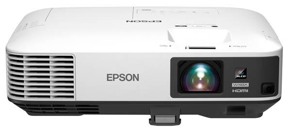 EPSON PowerLite 2165W 5500lm WXGA Wireless Conference Projector, Refurbished