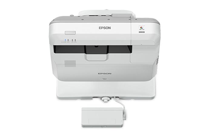 EPSON BrightLink 710Ui 4000lm WUXGA Interactive Laser Projector, Refurbished
