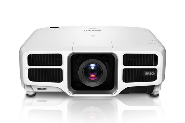 Epson Pro L1500U WUXGA 3LCD Laser Projector, Refurbished