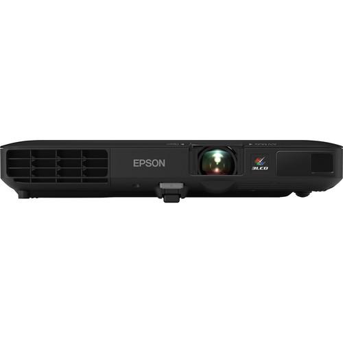 EPSON PowerLite 1781W 3200lm WXGA Wireless Portable Projector, Refurbished