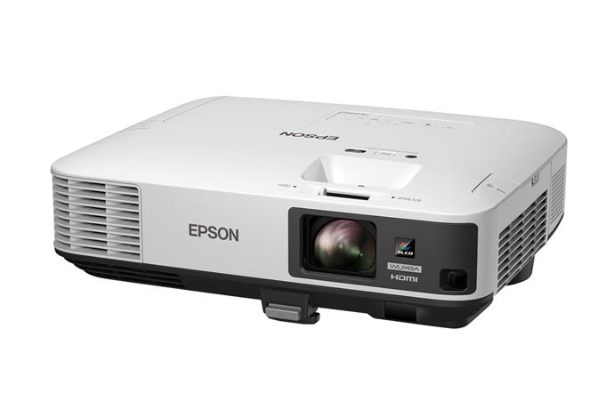 EPSON PowerLite 2265U 5500lm WUXGA Conference Projector, Refurbished