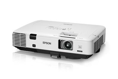 Epson PowerLite 1945W WXGA 4200lm Portable Projector, Refurbished
