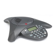 Polycom SoundStation2 non expandable with Display