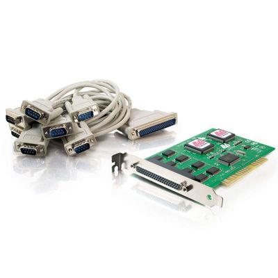 C2G 26806 Lava Octopus 8-Port PCI 16550 DB9 Serial Card