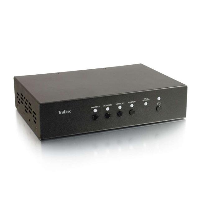 C2G 29275 TruLink 4-Port HDMI over Cat5 Box Transmitter
