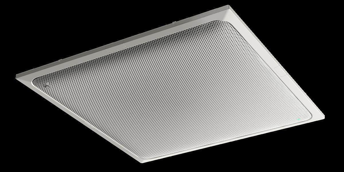 Yamaha UC ADECIA Ceiling Mic, White, Processor & Switch