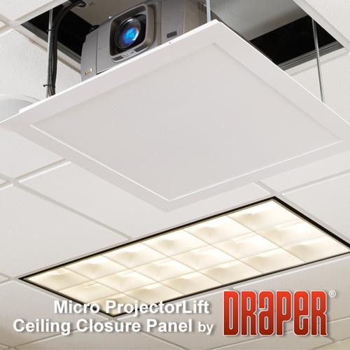 Product Draper Aerolift 35 In Ceiling Lift For 35lb