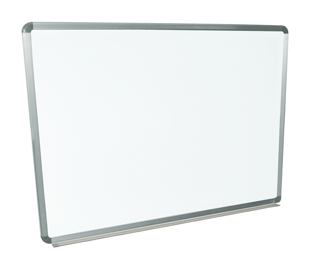 Luxor WB4836W Wall-mounted whiteboards 48in. x 36in.