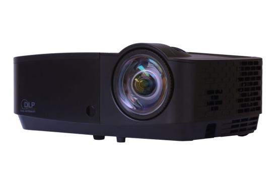 InFocus IN126STA 3300lm WXGA Short Throw Projector, Open Box