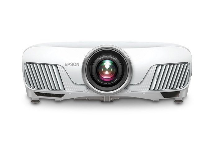 EPSON Home Cinema 4010 2400lm Full HD LCD Projector with 4K Enhancement