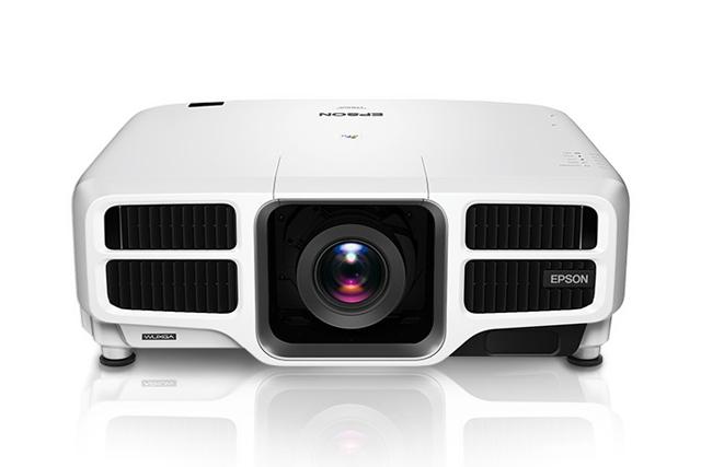 Epson Pro L1300U WUXGA 3LCD Laser Projector, Refurbished