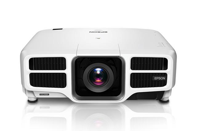 Epson Pro L1100U WUXGA 3LCD Laser Projector, Refurbished