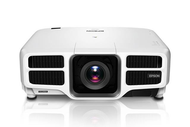 Epson Pro L1750UNL 15,000lm WUXGA Laser Projector w/ 4K Enhancement (No Lens)