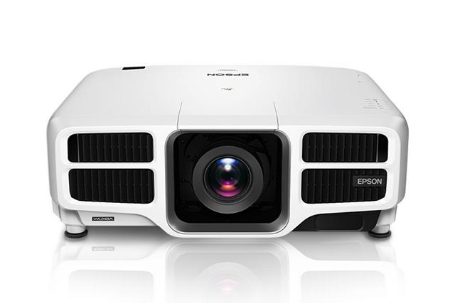 Epson Pro L1200UNL WUXGA 3LCD Laser Projector w/ 4K Enhancement (No Lens)