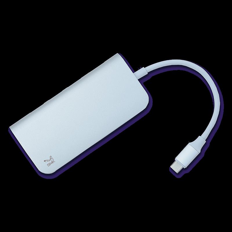 SMK-Link VP6920 SMK-Link USB-C Multi Port Hub & Docking Station