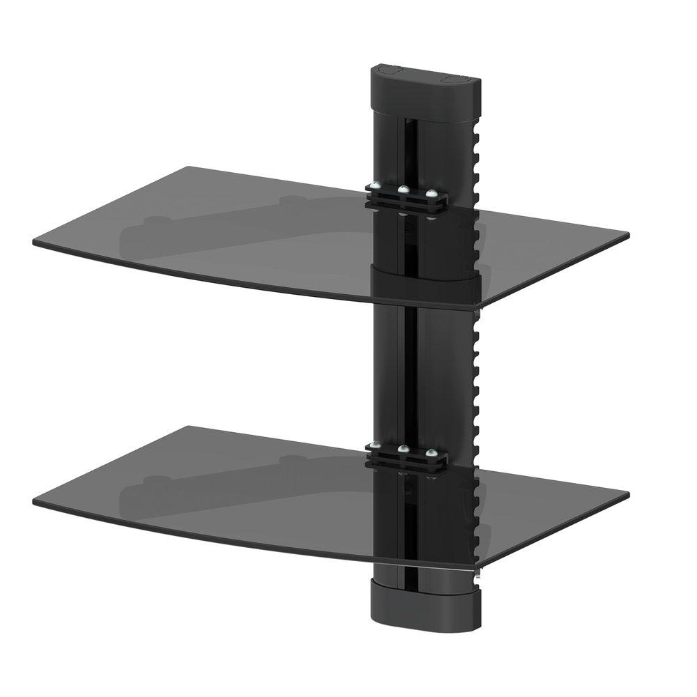 ProMounts FSH2 Double AV Shelf