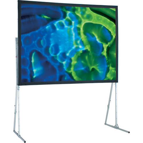 Draper 241241 90in. Ultimate Folding Screen Portable 4:3 Projector Screen