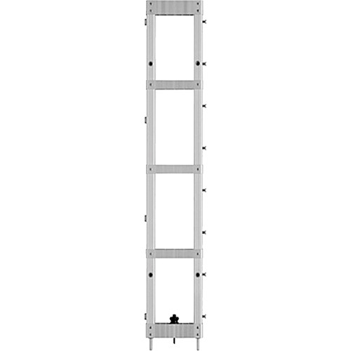 Draper 383004 StageScreen Section ONLY (48 x 8 in , silver)