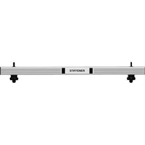 Draper 383009 StageScreen Single Bar Stiffener (2 x 22in., Silver)