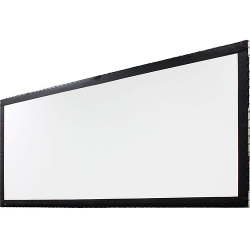 Draper 383155 StageScreen Surface Only, 165in, 16:9, Matte White