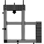 Draper, 383790 StageScreen Dual Stiffener Bar, Black