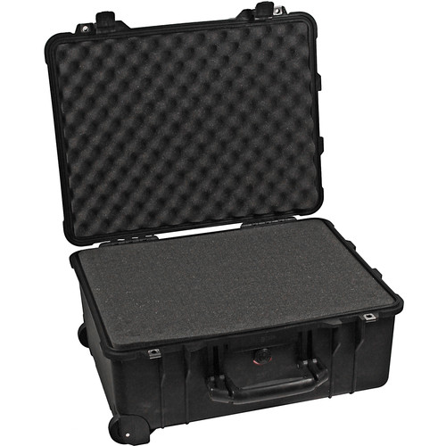 Pelican Protector 1560 Rolling Case with Foam