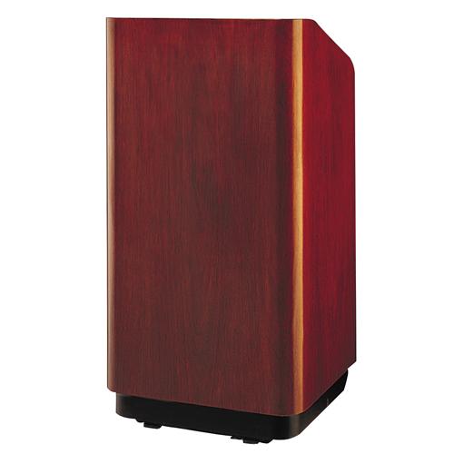 Da-Lite 98068 25in Wide Concord Lectern, Sound Standard Veneer