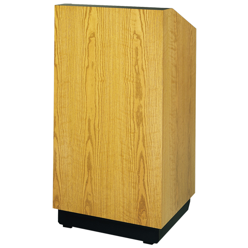 Da-Lite 98107 25in Wide Lexington Lectern, Standard Veneer