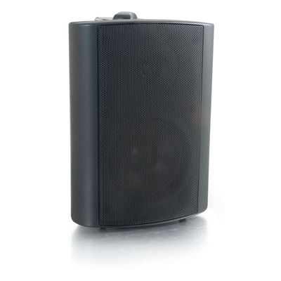C2G 39906 4in Wall Mount Speaker Black (Each)