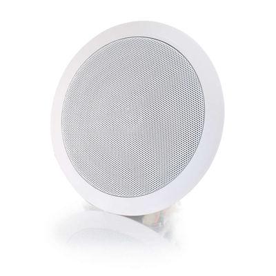 C2G 5in Ceiling Speaker 70v White (Each)
