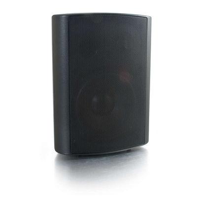 C2G 39908 5in Wall Mount Speaker 70v Black (Each)